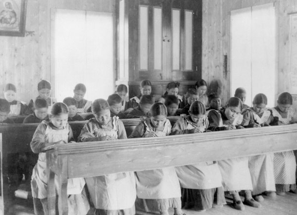 Inuit Experiences at Residential School