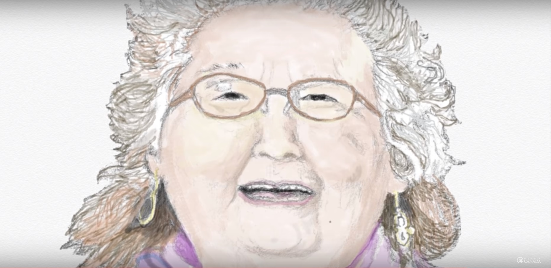 Lillian Elias: A Residential School Survivor's Story