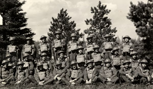 The North Nova Scotia Highlanders Signal Platoon