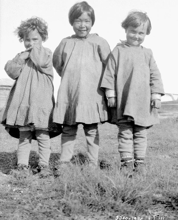 Métis Experiences at Residential School
