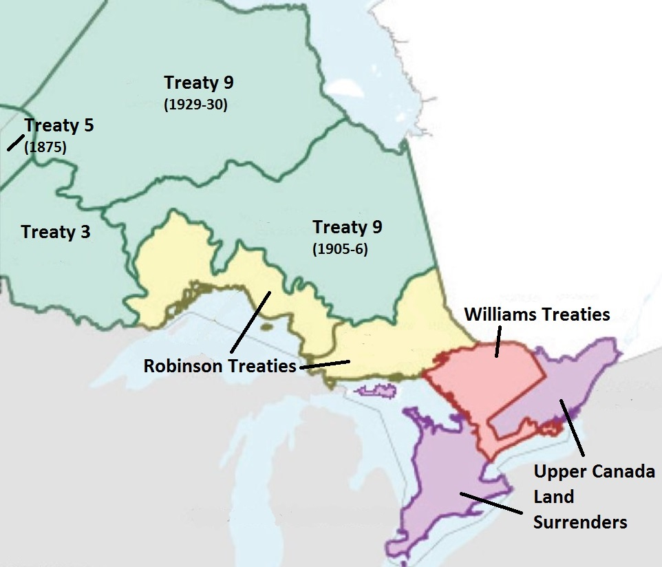 Upper Canada Land Surrenders