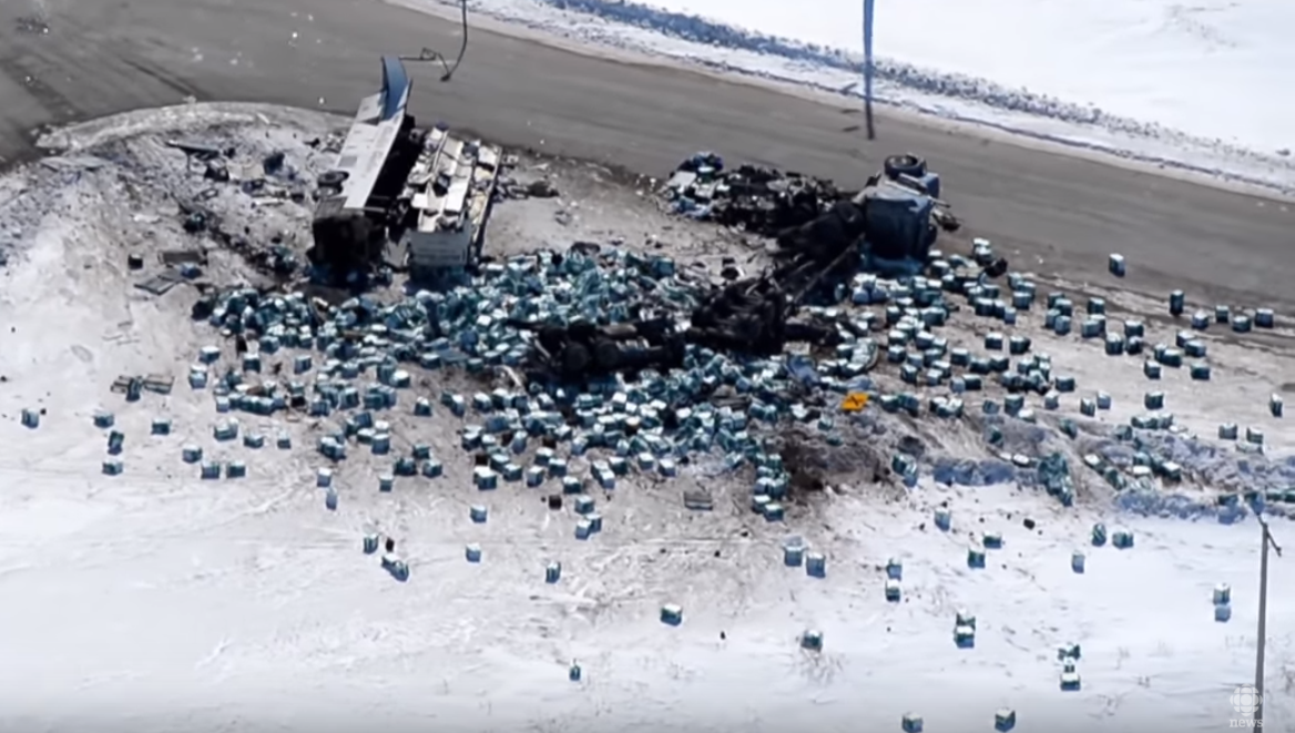 Motor Vehicle Disasters in Canada | The Canadian Encyclopedia