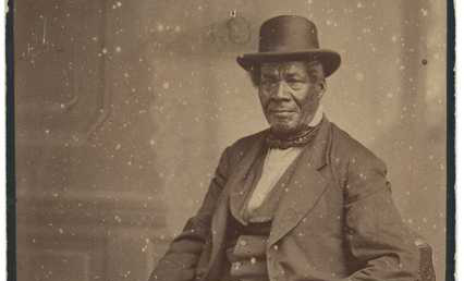 Black Fur Traders in Canada