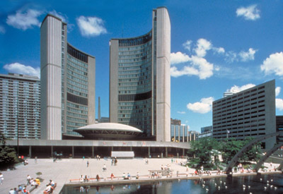Toronto City Hall (New)