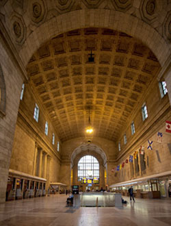 Toronto Feature: Union Station