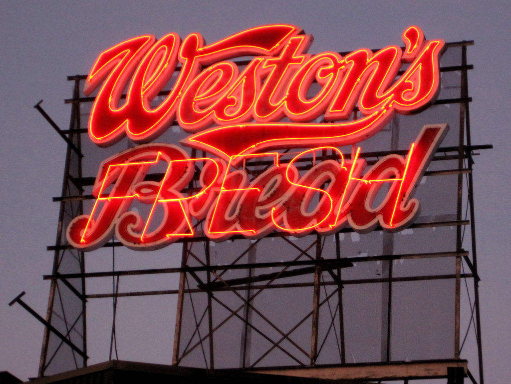 « Weston's Fresh Bread »