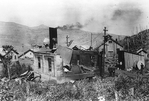 Hillcrest Mine Explosion