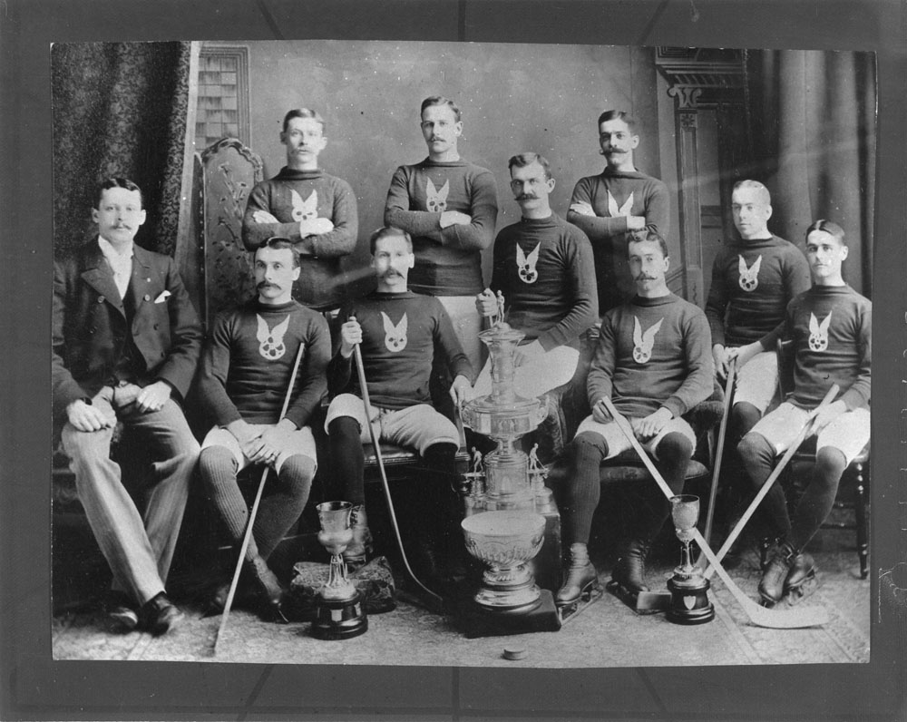 Montreal Hockey Club, 1893