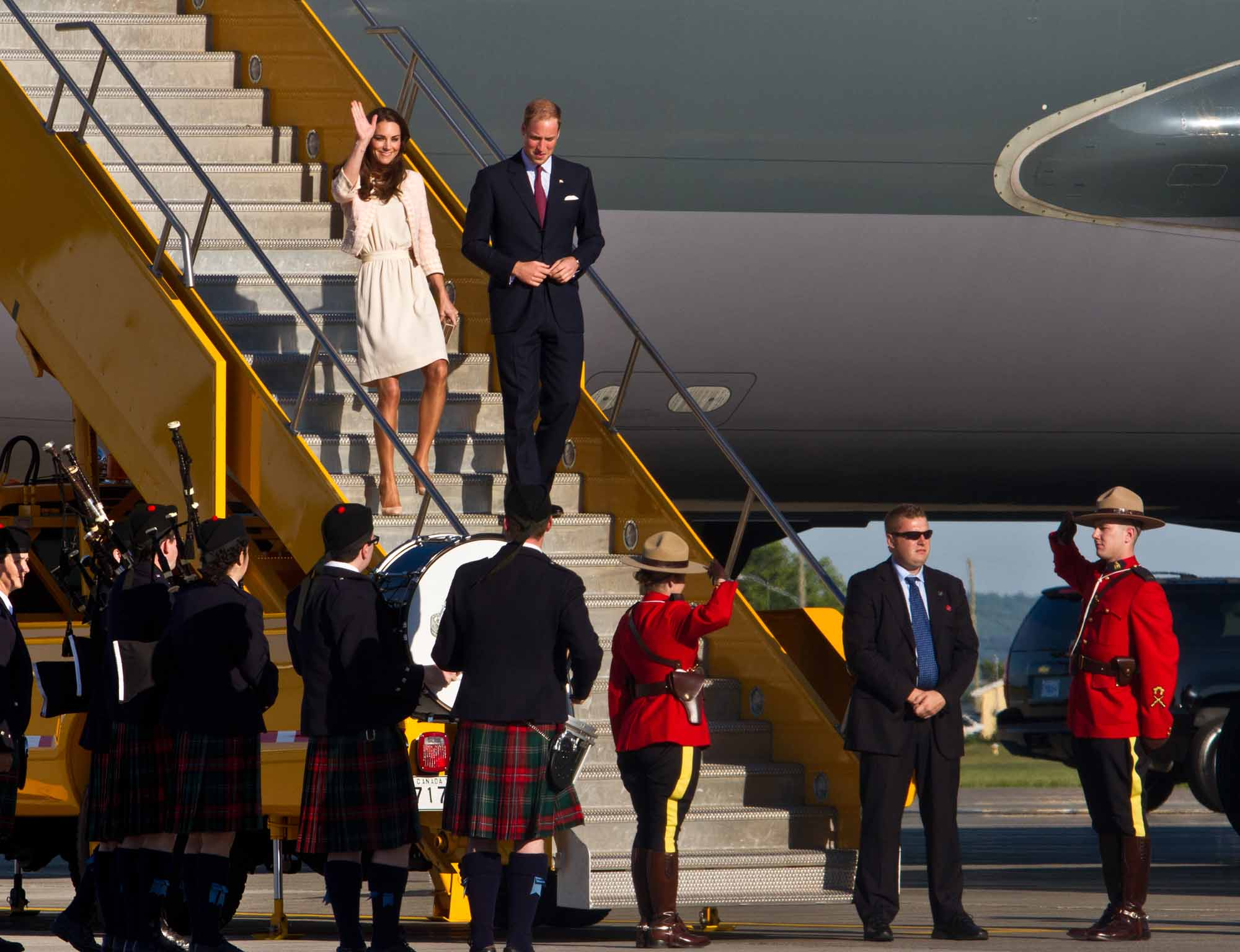 Will & Kate: The Duke and Duchess of Cambridge