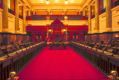 Legislature of BC, Interior