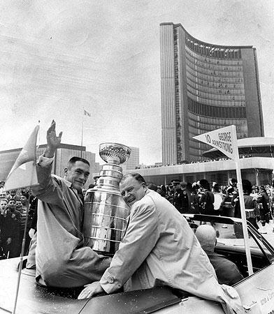 Toronto Maple Leafs 1967: The Last Stanley Cup