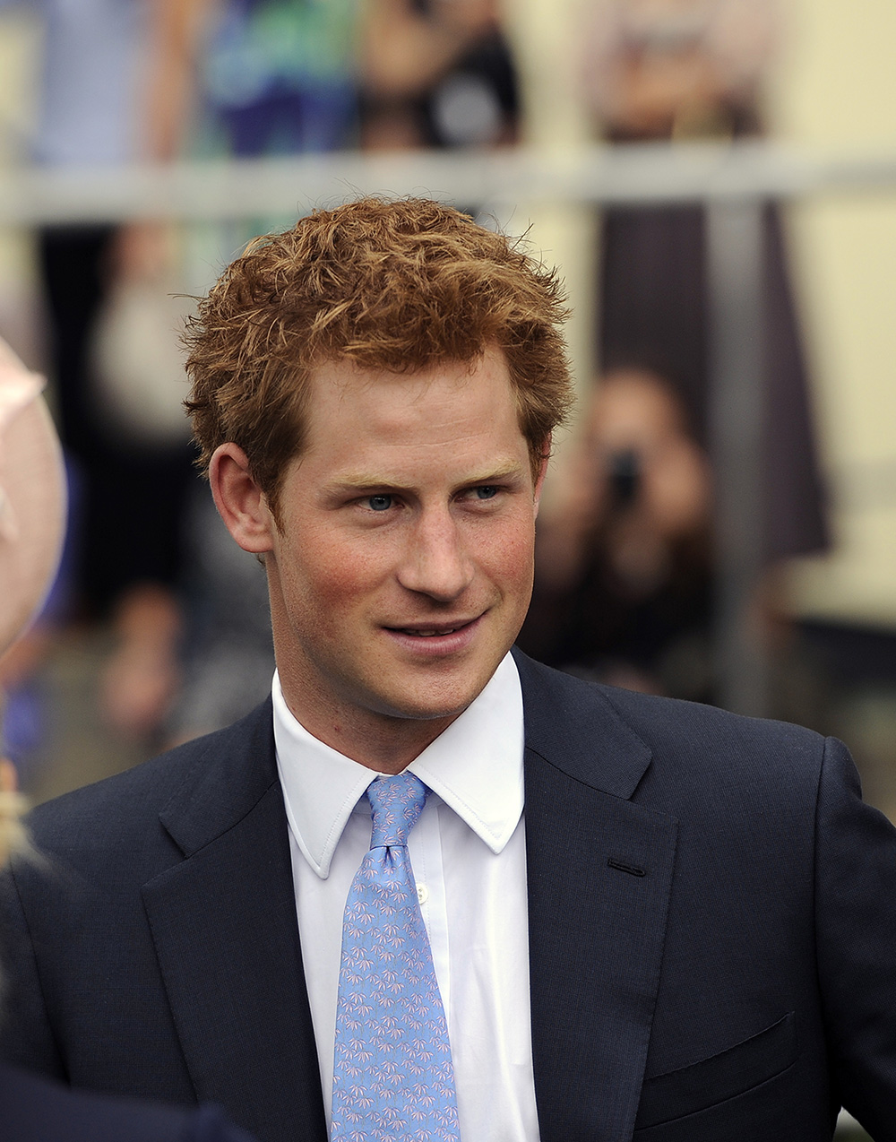 Le prince Harry (Son Altesse Royale le duc de Sussex)