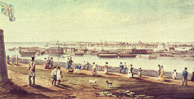 Kingston, 1828