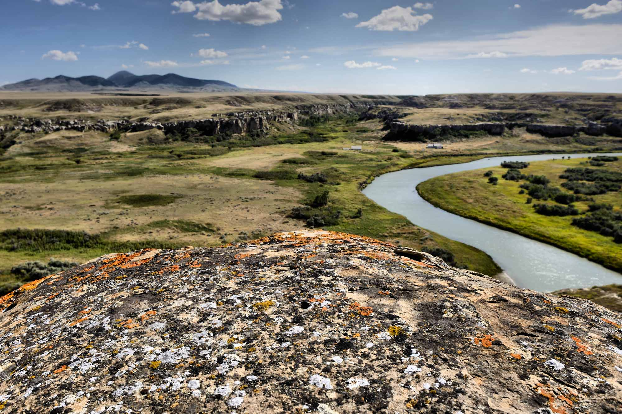 Writing-On-Stone Provincial Park
