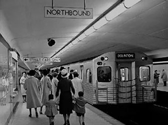 Toronto Feature: Canada's First Subway (en anglais seulement)