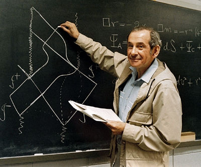 Werner Israel, scientist