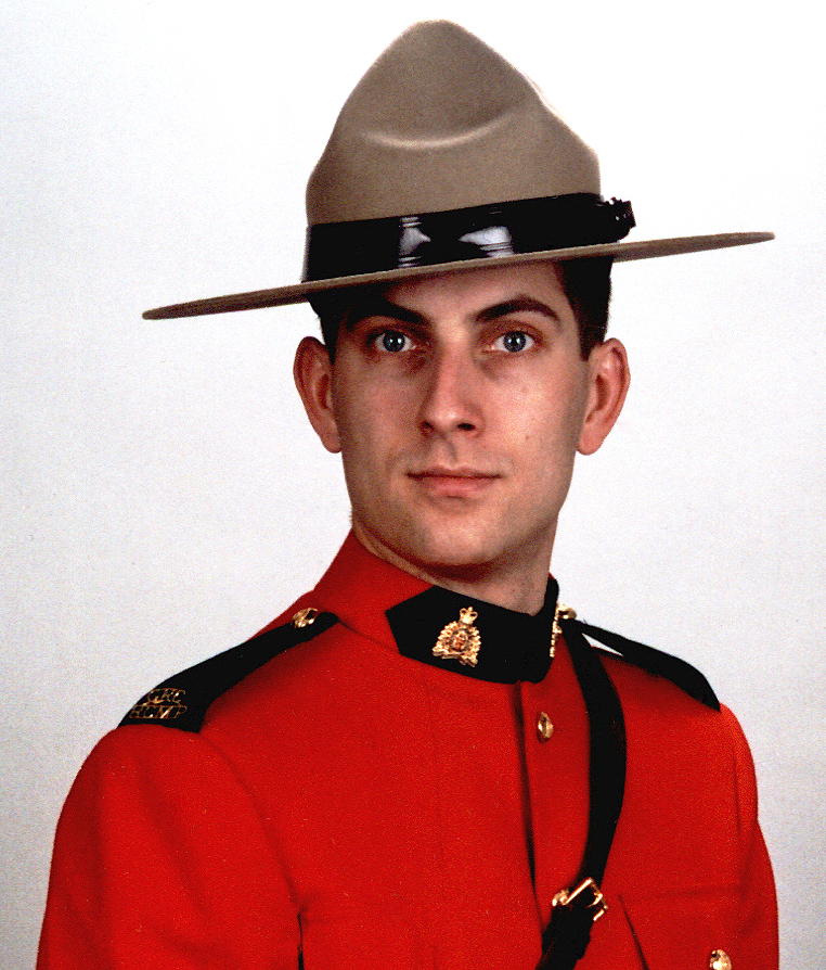 RCMP Constable Douglas Larche, killed in the Moncton police shootings of June 2014.