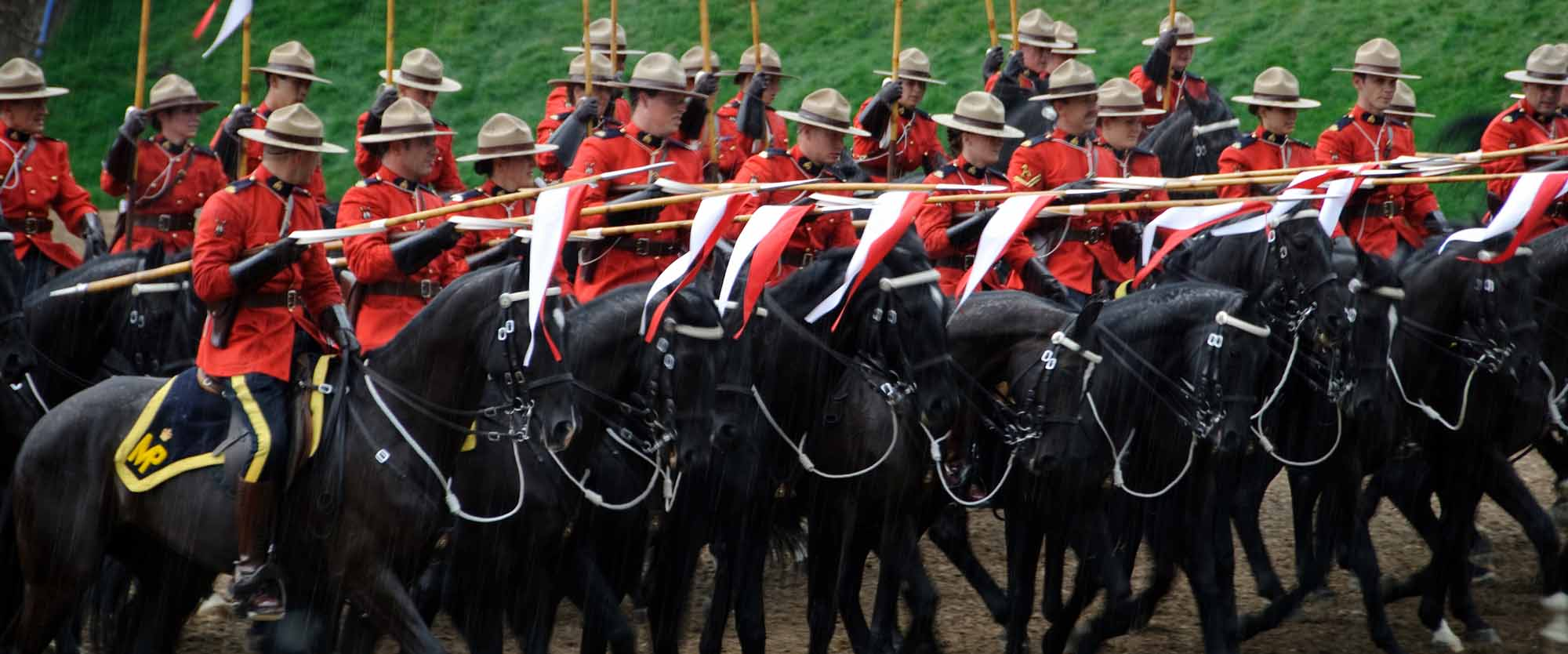 The Formation of the RCMP