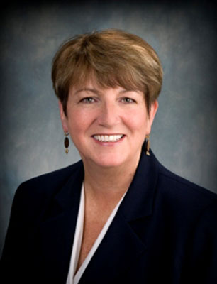 Kathleen Dunderdale, Premier of Newfoundland and Labrador from 2010-13.