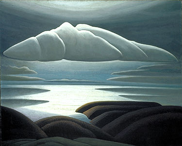 « Clouds, Lake Superior »