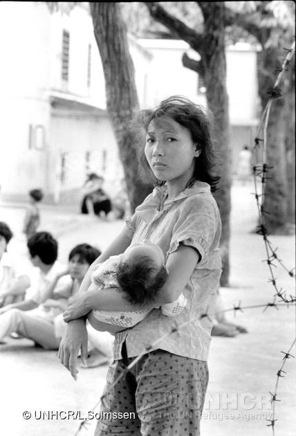 Vietnamese boat people, 1984