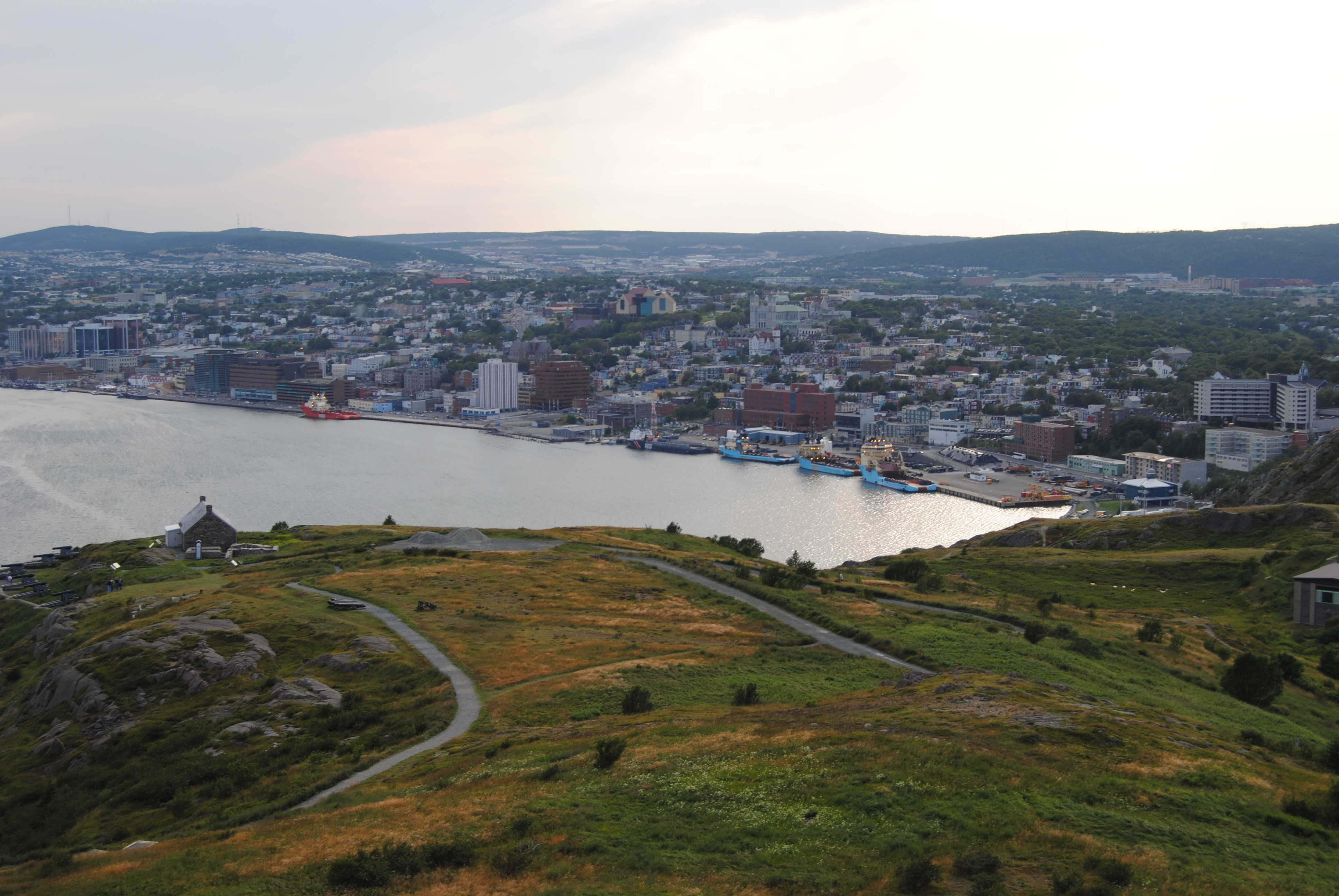 St. John's and Signal Hill