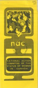 National Action Committee on the Status of Women