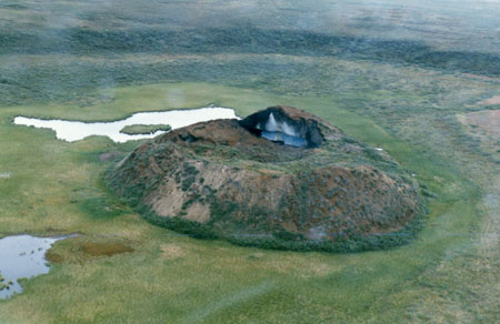 Periglacial Landform - The Canadian Encyclopedia