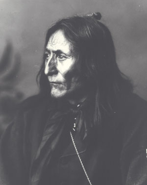 Isapo-muxika (Crowfoot) and Treaty 7
