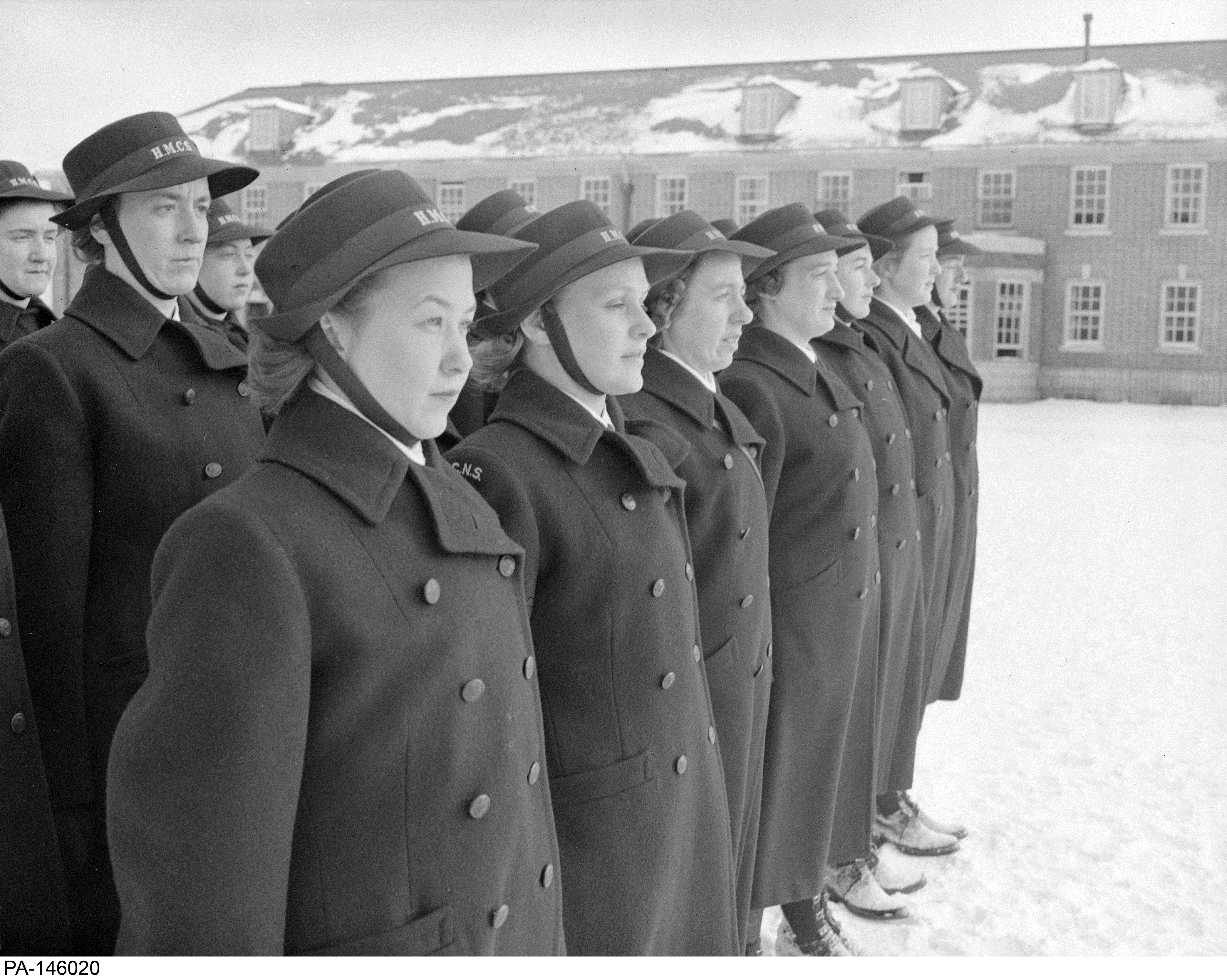 Women's Royal Canadian Naval Service (WRCNS)