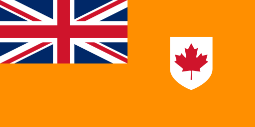 Grand Orange Lodge of Canada Flag