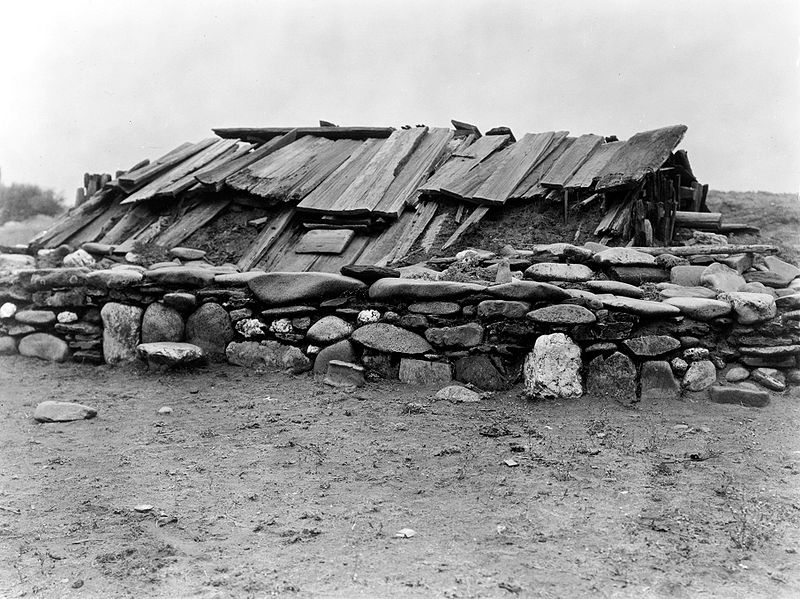 Sweat Lodge, 1923.