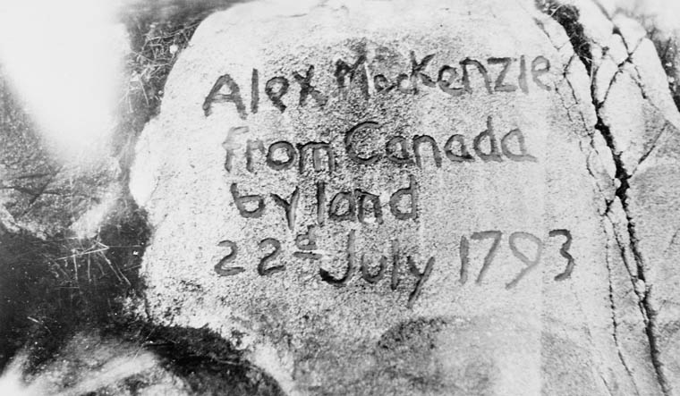 Sir Alexander Mackenzie (explorateur)