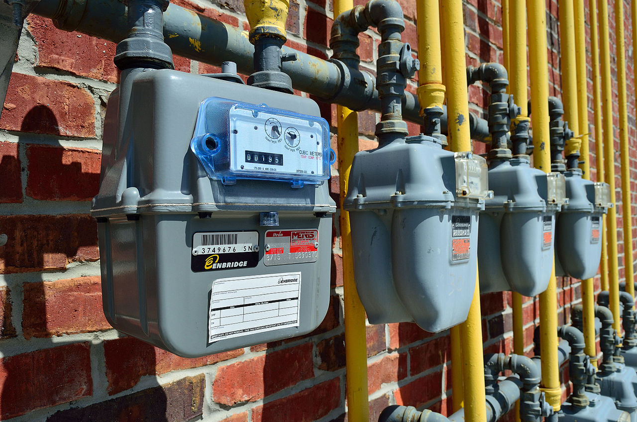 Enbridge Gas Meters