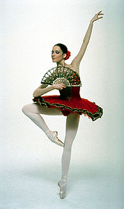 Evelyn Hart, dancer