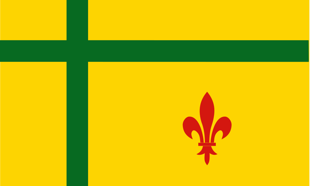 Flag of Fransaskois people
