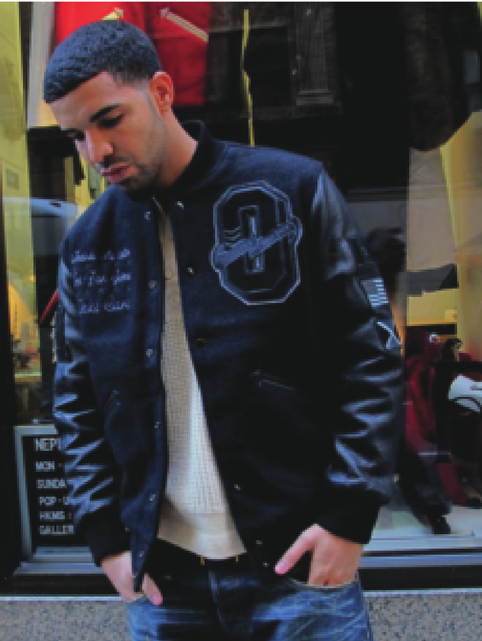 drake roots clothing expert event