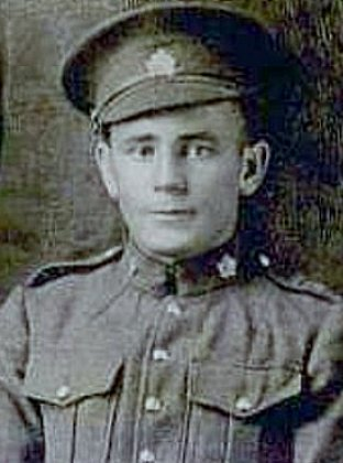 Private Frank Thorsteinson.