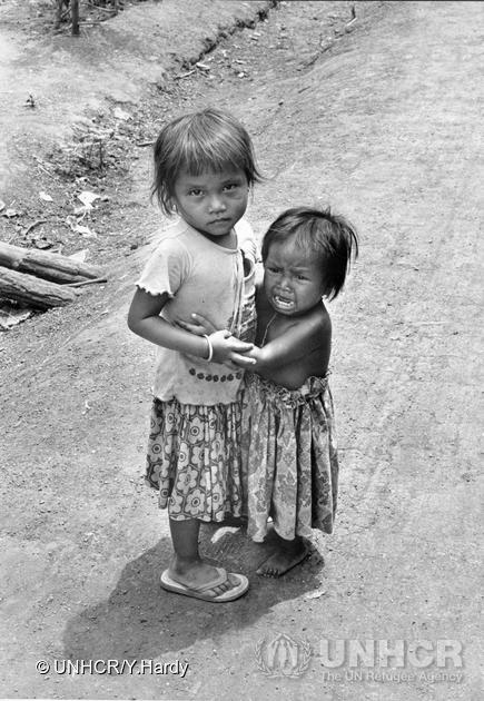 Cambodian Refugees in Thailand In the late 1970