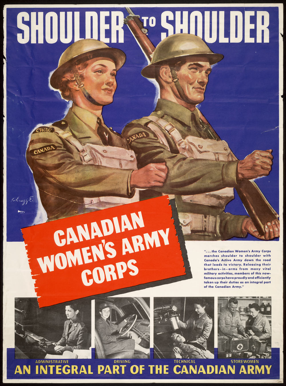 Canadian armed forces in the first and second world wars?