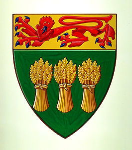 saskatchewan coat of arms