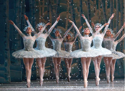 <em>The Nutcracker</em>