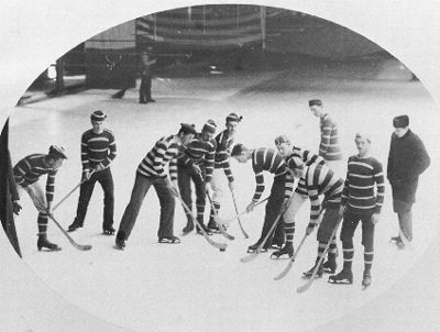 Hockey Team, 1881