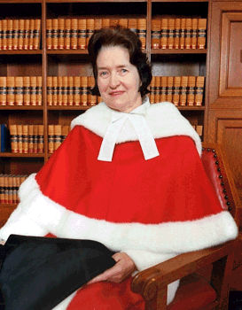 Bertha Wilson, judge