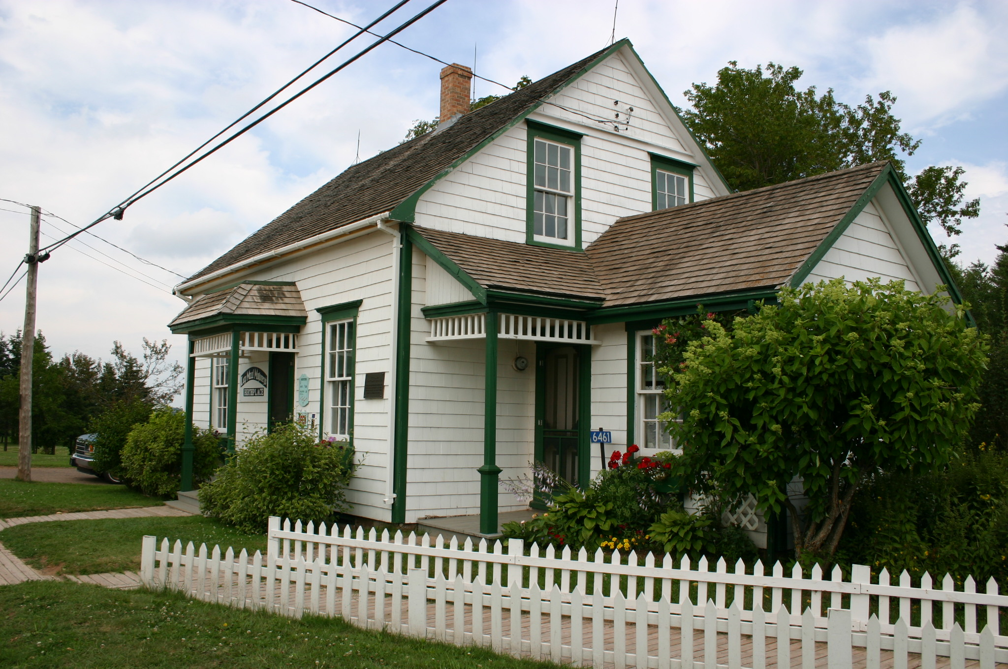 Birthplace of Lucy Maud Montgomery