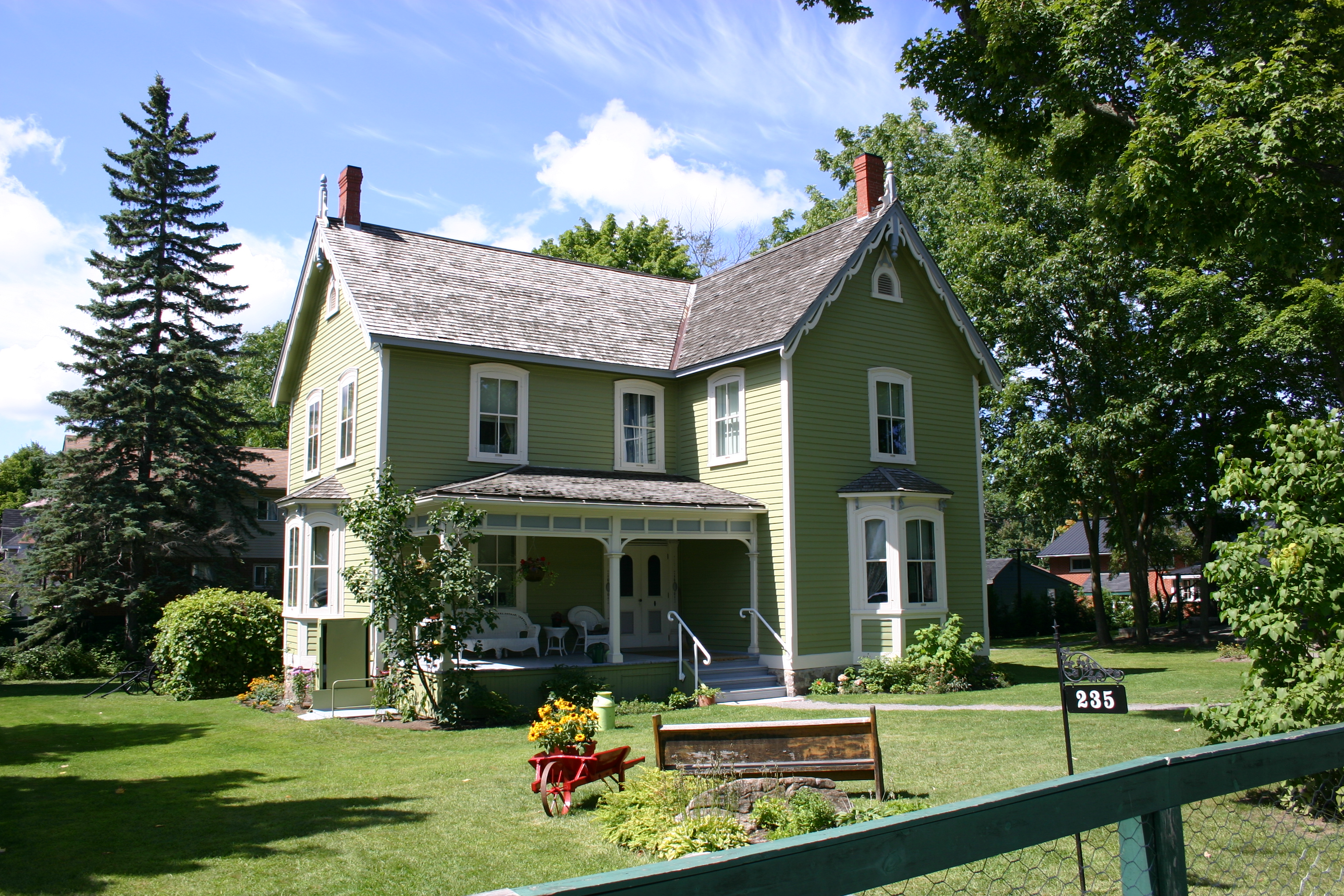Birthplace of Norman Bethune
