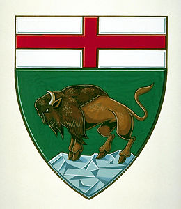 Armoiries du Manitoba