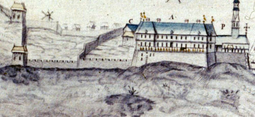 Saint-Louis Forts and Châteaux Archaeological Site