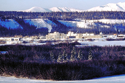 Whitehorse, View of