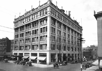 Hudson's Bay co. building